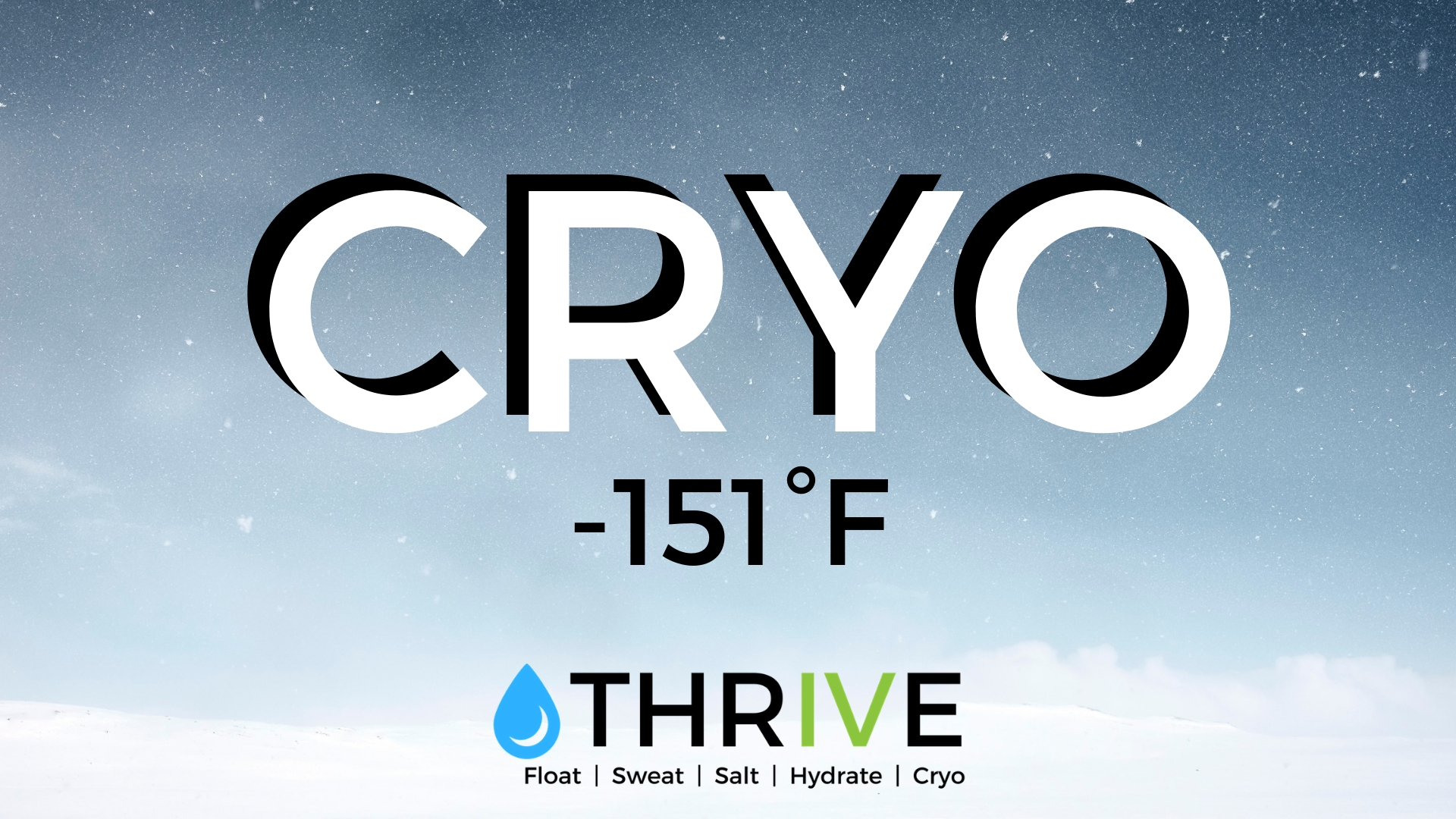 CRYO | ThrIVe Wheeling