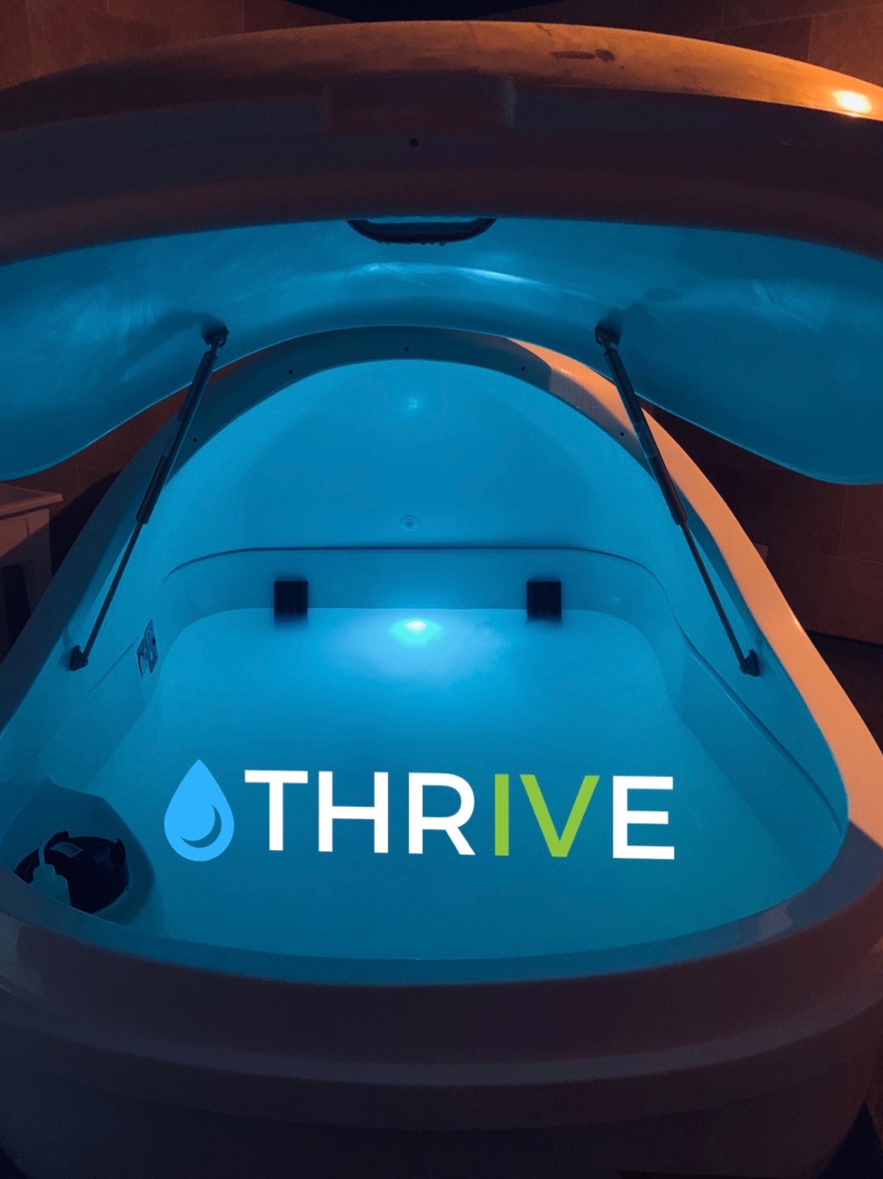 Float Tank therapy at Wheeling, WV Wellness Spa